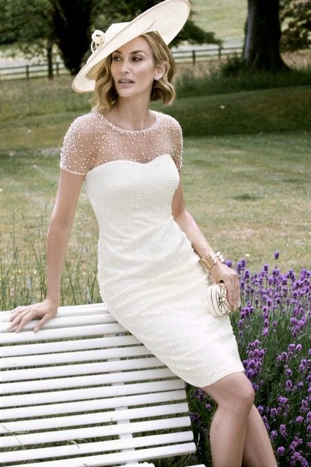wedding-guest-hats Hats Outfits - 22 Ideas How to Wear Hats with Different Outfits