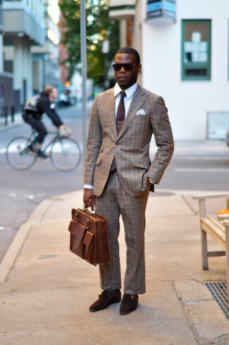 Trends Fashion for black men fotos