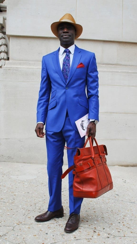 Black Men Suiting Ideas