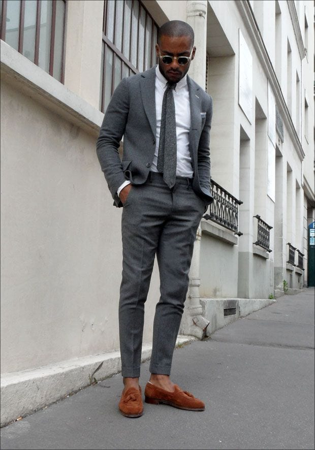 Black-Men-casual-Fashion 18 Popular Dressing Style Ideas for Black Men - Fashion Tips
