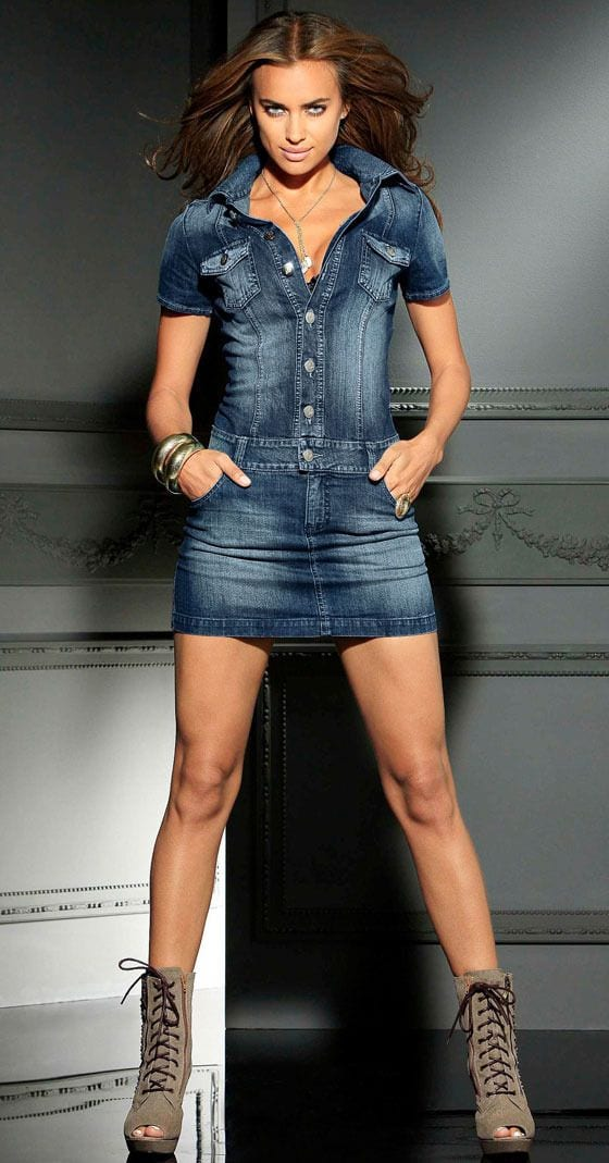 Innovative 22 Awesome Womens Long Sleeve Denim Dress U2013 Playzoa.com