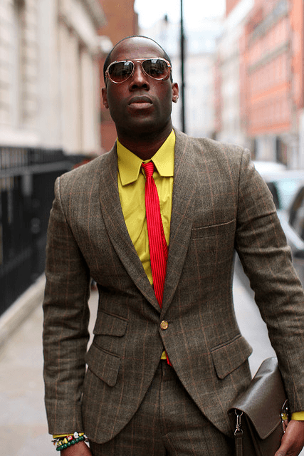Dresses-for-Black-Men 18 Popular Dressing Style Ideas for Black Men - Fashion Tips
