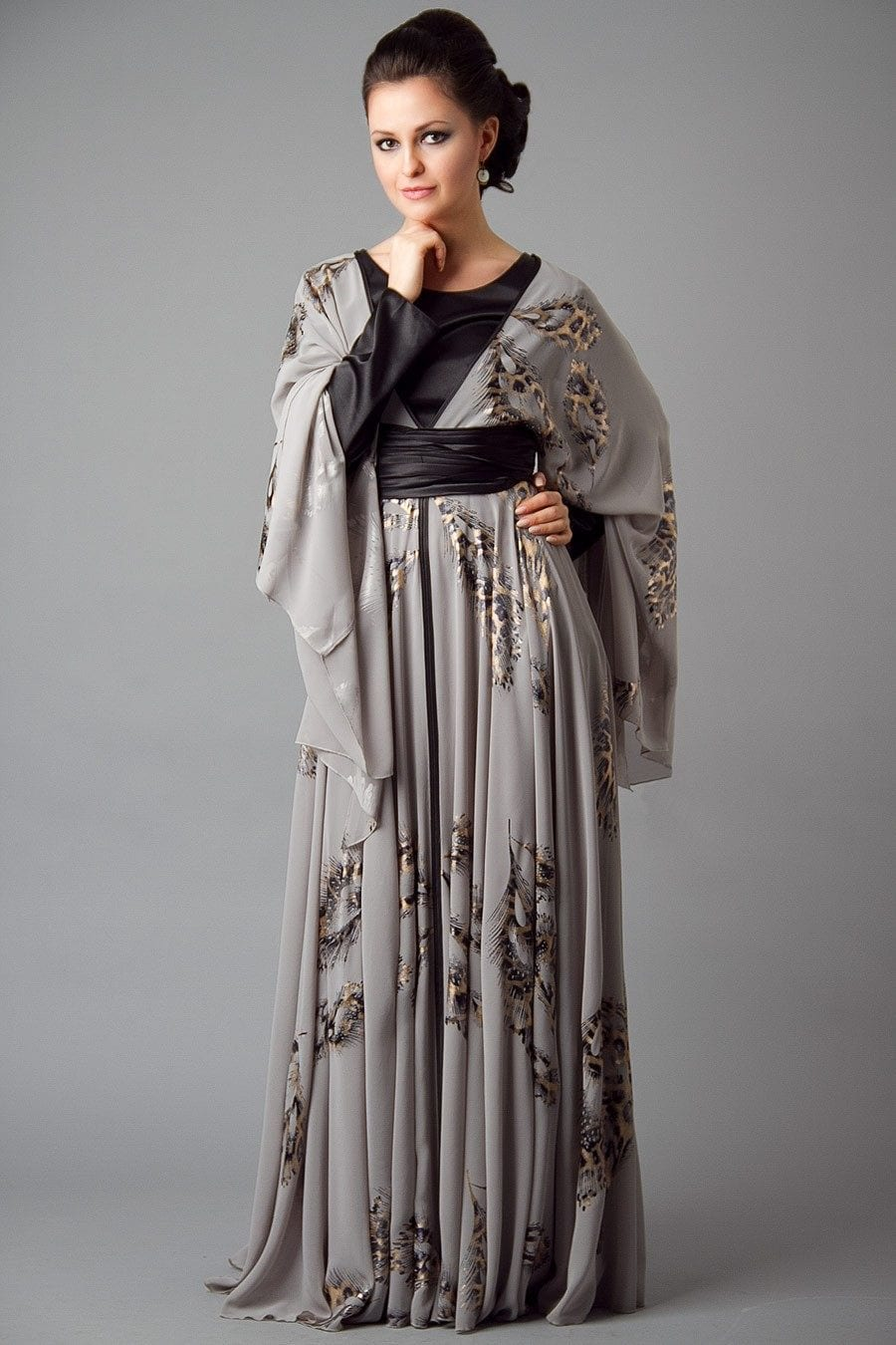 Embroidered Jilbabs like Abayas