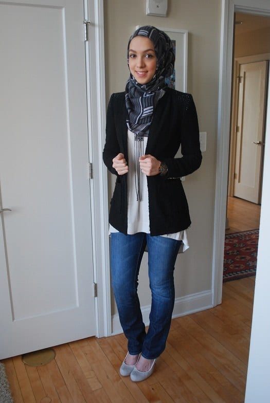 Simple Hijab Outfit Ideas