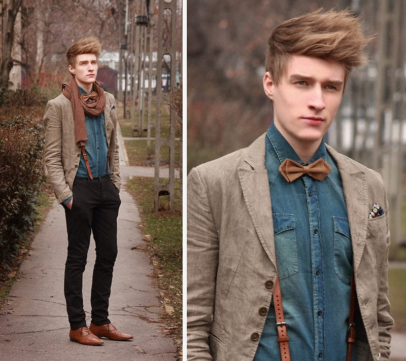occasions to wear bow tie