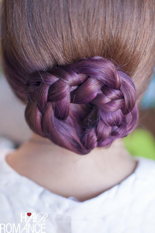 Purple-hair-radiant-orchid Purple Hairstyles- These 50 Cute Purple Shade Hairstyles You Cant Resist Trying