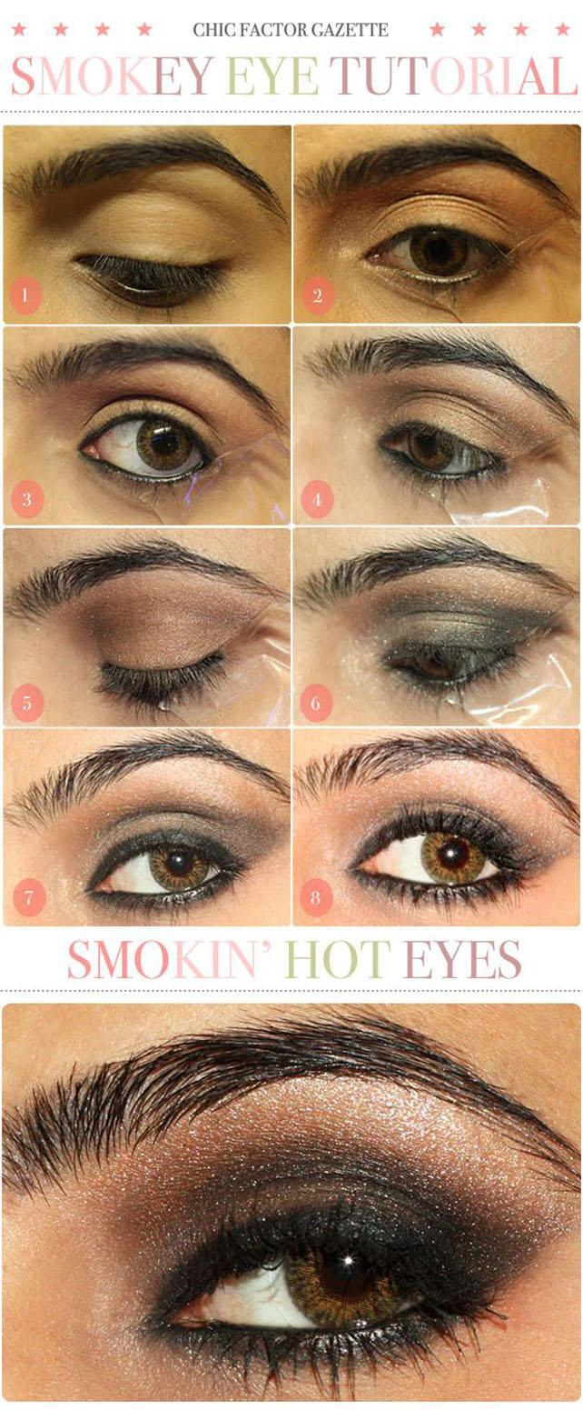 Smokey Hot Eye Shadow