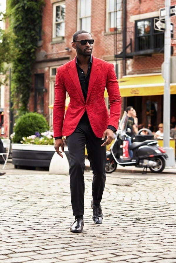 Street-style-black-men 18 Popular Dressing Style Ideas for Black Men - Fashion Tips