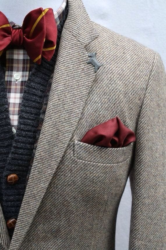 winter suits combinations