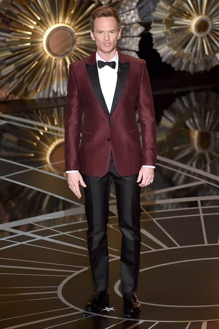 burgundy-suit 30 Amazing Men's Suits Combinations to Get Sharp Look