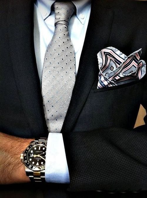 classical-suite 30 Amazing Men's Suits Combinations to Get Sharp Look