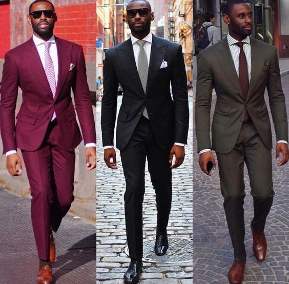 colorfull-dresses-for-black-guys 18 Popular Dressing Style Ideas for Black Men - Fashion Tips