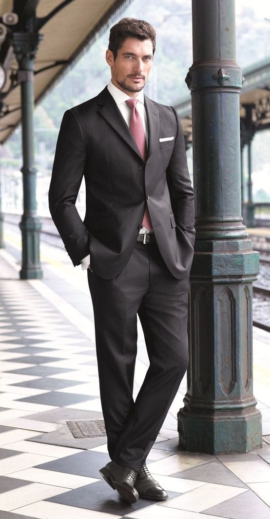 decent-suite 30 Amazing Men's Suits Combinations to Get Sharp Look