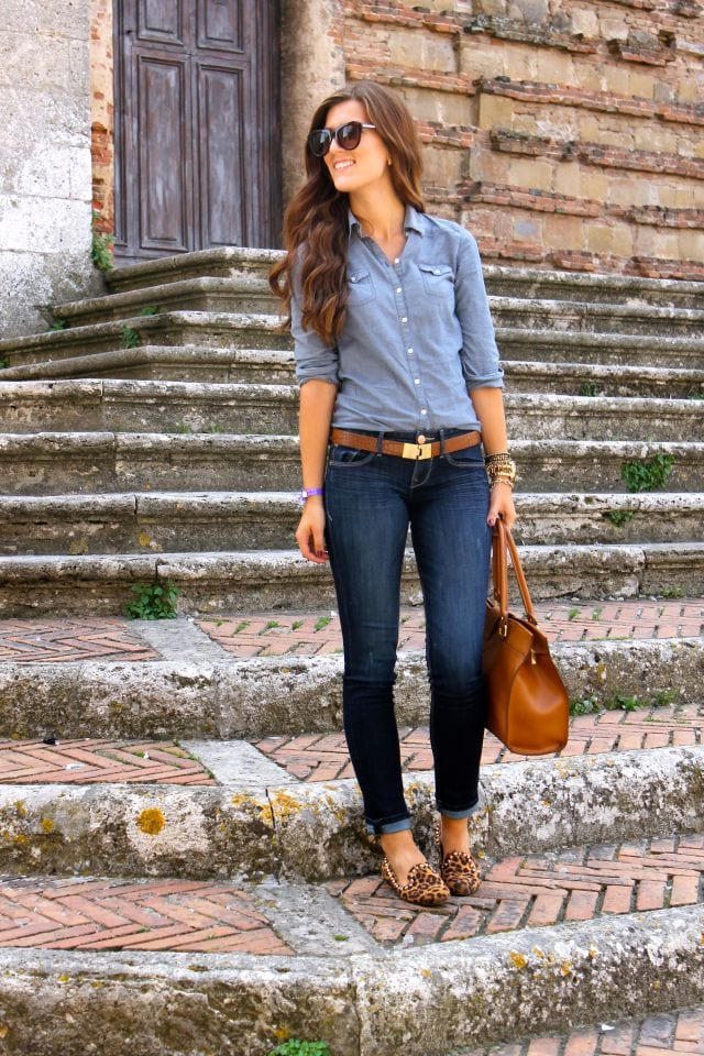 denim-on-denim 32 Beautiful Denim Dress to Inspire your daily Fashion