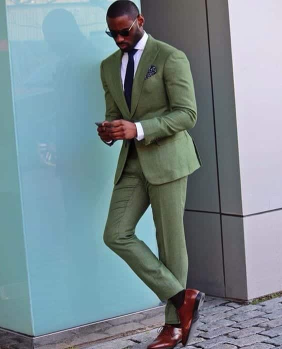 formal-suits-for-black-men 18 Popular Dressing Style Ideas for Black Men - Fashion Tips