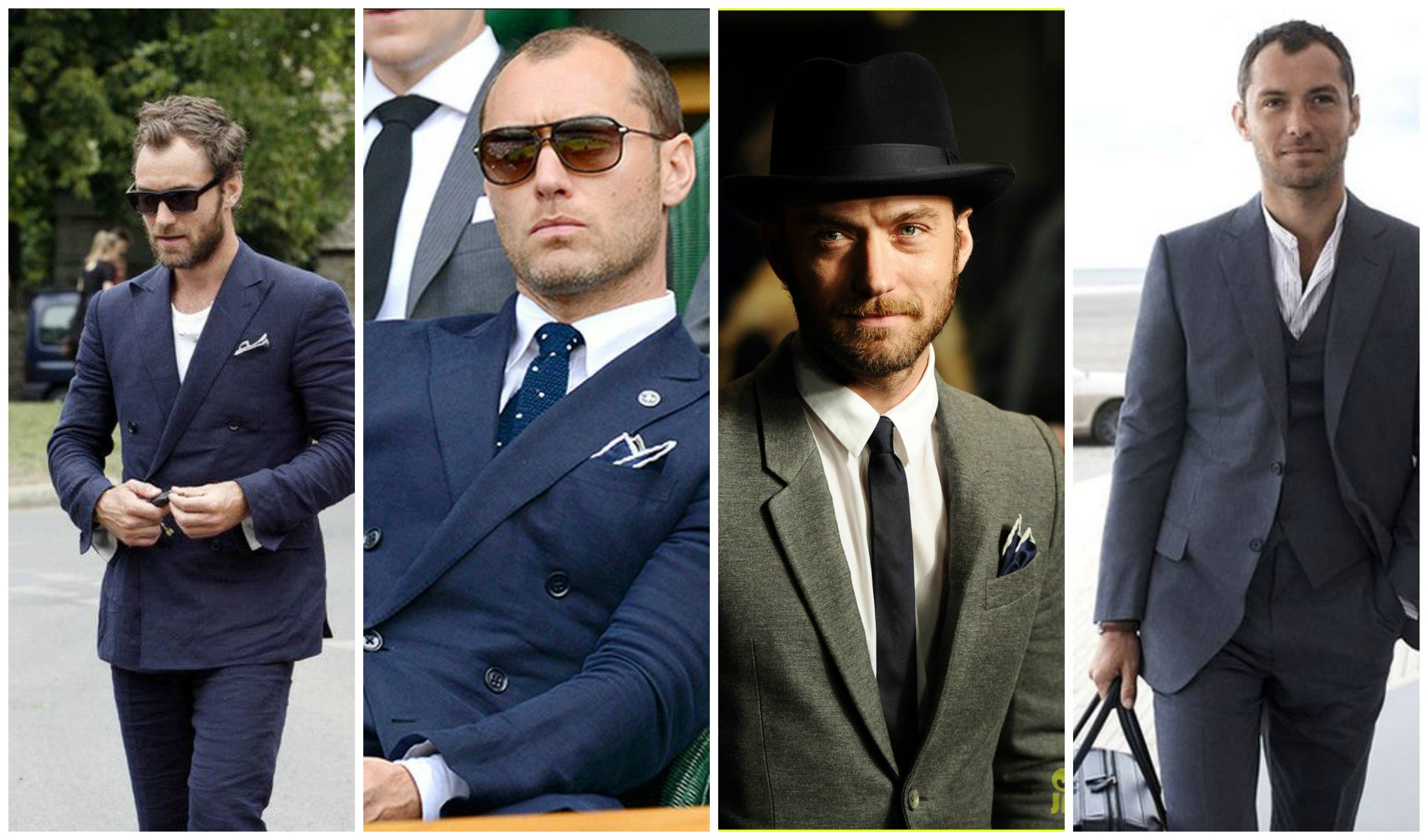 how-to-wear-a-suit-in-40s 30 Amazing Men's Suits Combinations to Get Sharp Look
