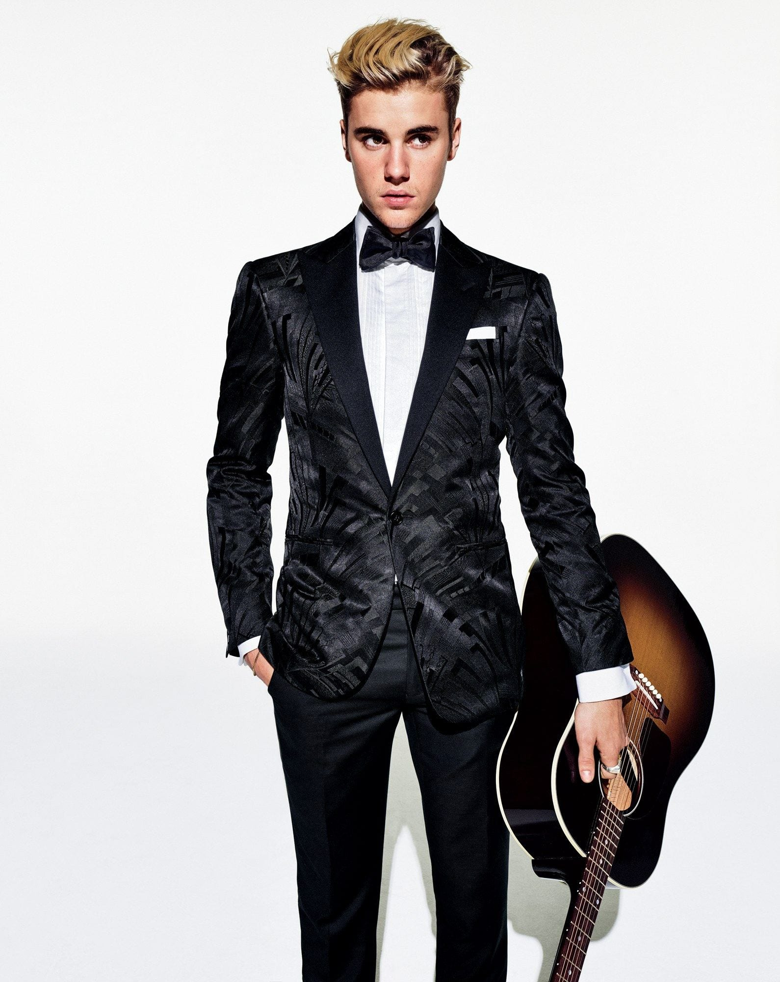 justin-beiber-suit 30 Amazing Men's Suits Combinations to Get Sharp Look