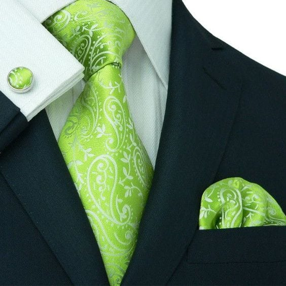 pantone-color-greenery-suit-for-men 30 Amazing Men's Suits Combinations to Get Sharp Look