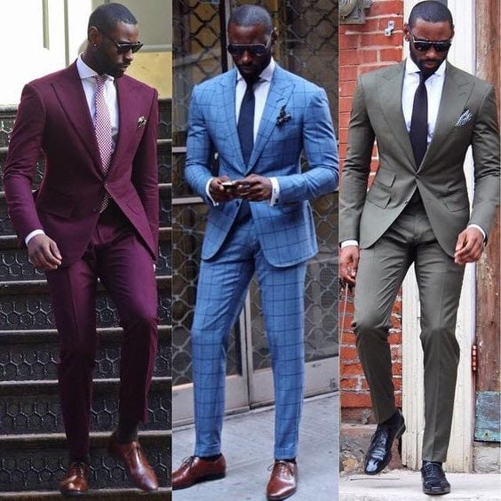 smart-fit-dresses-for-black-guys 18 Popular Dressing Style Ideas for Black Men - Fashion Tips