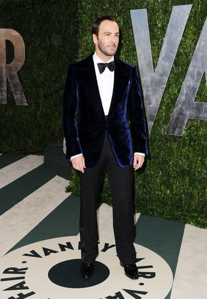 tom-ford-blue-velvet-tuxedo-men 30 Amazing Men's Suits Combinations to Get Sharp Look