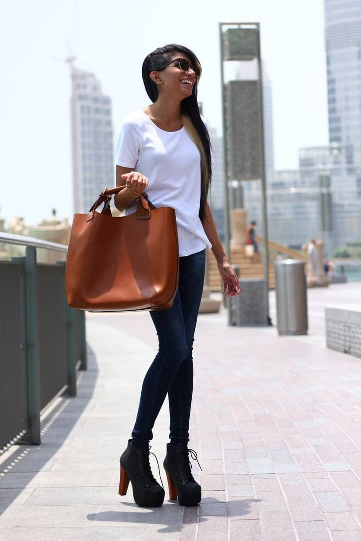 Dubai-street-style-trends 30 Most Popular Dubai Street Style Fashion Ideas