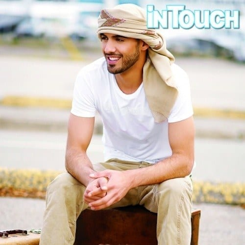 Handsome-arab-men2 Omar Borkan's 100 Latest, Hottest and Most Stylish Pictures