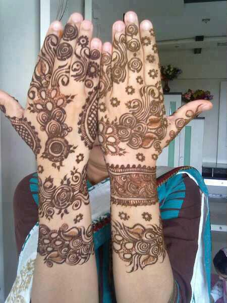 Henna-Hand-Designs 10 Amazing Mehndi Designs Ideas for this Season - Mehndi Art