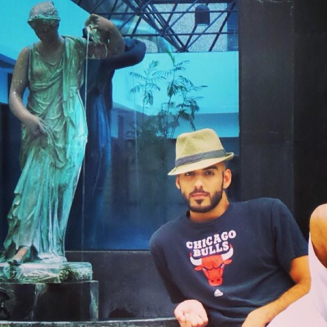 Hot-arab-men2 Omar Borkan's 100 Latest, Hottest and Most Stylish Pictures