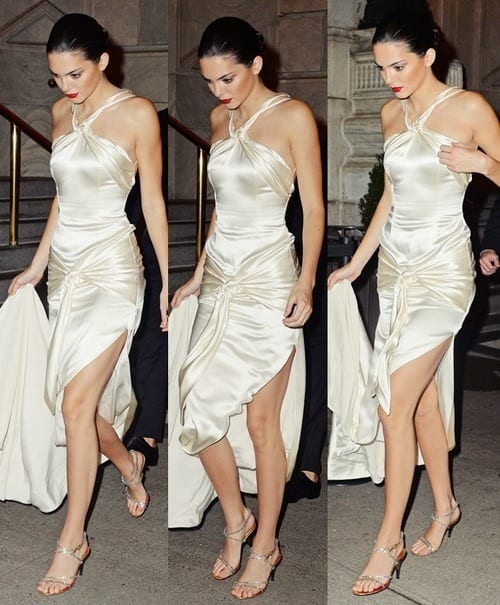 Kendal-Jenner-Amazing-Dresses 30 Most Stylish Kendall Jenner Outfits of All Time