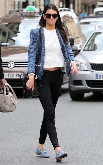Kendal Jenner Dressing style