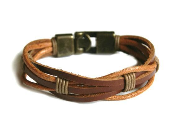 Mens-Stylish-Jewelry 35 Most Trendy and Cool Leather Bracelets for Men