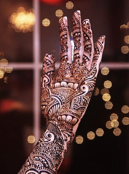 New-Mehndi-Designs 10 Amazing Mehndi Designs Ideas for this Season - Mehndi Art
