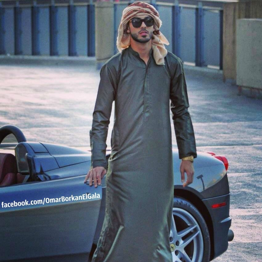 Omar-Borkan-Fashion-Ideas1 Omar Borkan's 100 Latest, Hottest and Most Stylish Pictures