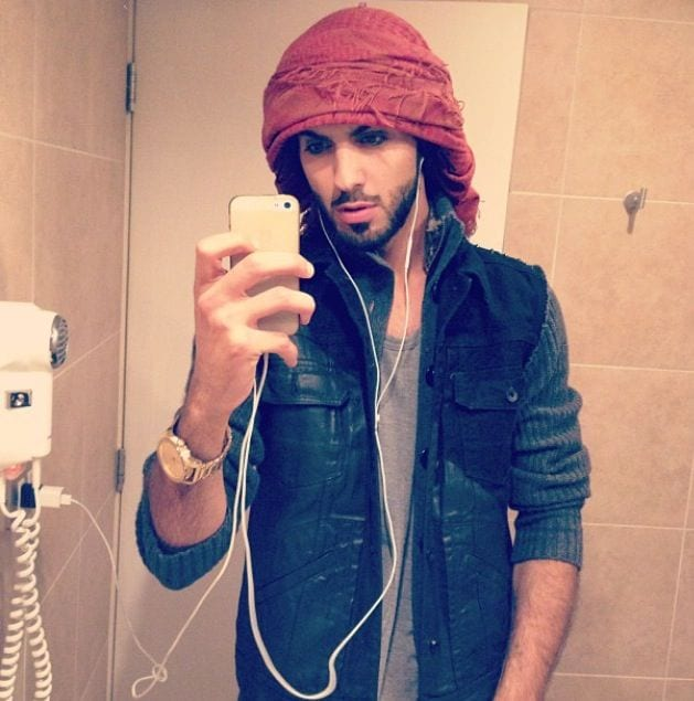 Omar-Borkan-swag Omar Borkan's 100 Latest, Hottest and Most Stylish Pictures