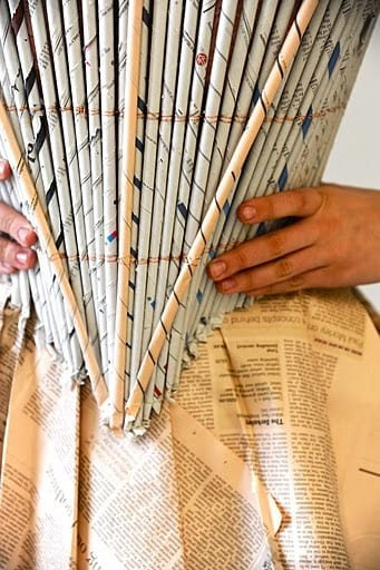 Paper-dressing-design-ideas 26 Amazing Paper Dresses Collection and Ideas