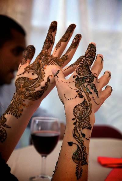 Stylish-Mehndi-Designs 10 Amazing Mehndi Designs Ideas for this Season - Mehndi Art