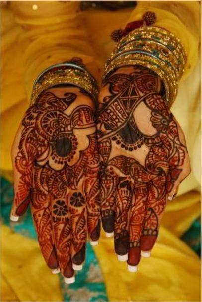 Wedding-Mehndi-Designs-Ideas 10 Amazing Mehndi Designs Ideas for this Season - Mehndi Art