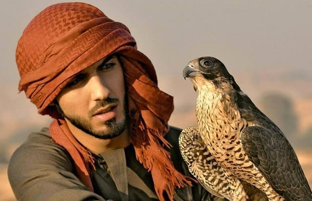 arabian-sexy-men2 Omar Borkan's 100 Latest, Hottest and Most Stylish Pictures