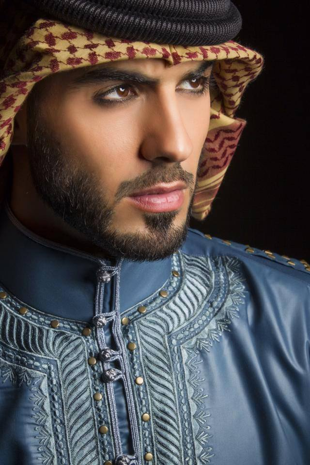 arabian-sexy-model2 Omar Borkan's 100 Latest, Hottest and Most Stylish Pictures