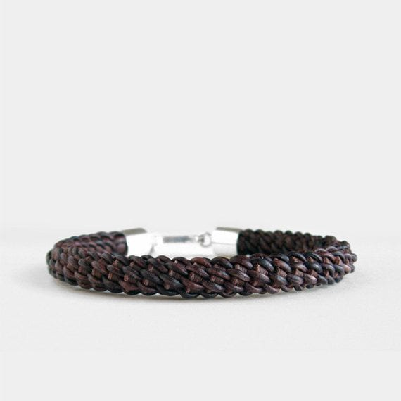 cool-bracelets-for-guys 35 Most Trendy and Cool Leather Bracelets for Men