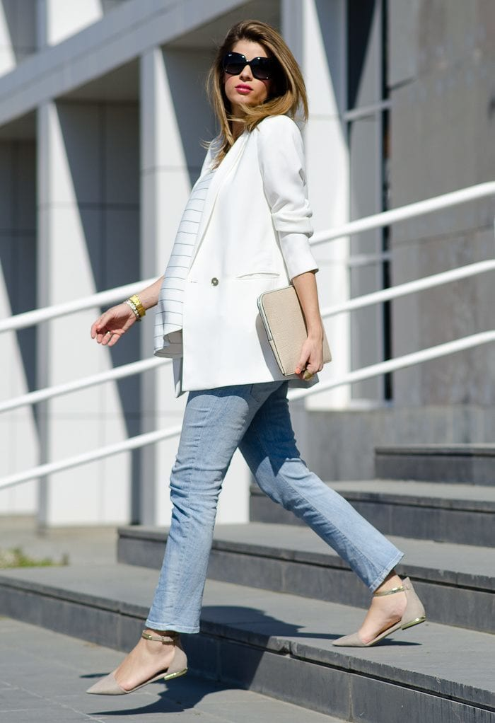 However, I would like to share with you some outfits that really look amazing on pregnant women. I've been collecting links to online shops that are selling pretty clothes for pregnant women. So if you are pregnant or you're planning to, take a look at the following outfits and shopping links.