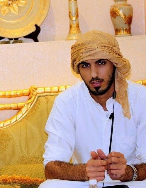 good-looking-arab-men2 Omar Borkan's 100 Latest, Hottest and Most Stylish Pictures