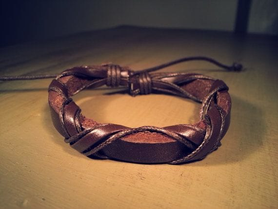 italian-men-style-bracelets 35 Most Trendy and Cool Leather Bracelets for Men