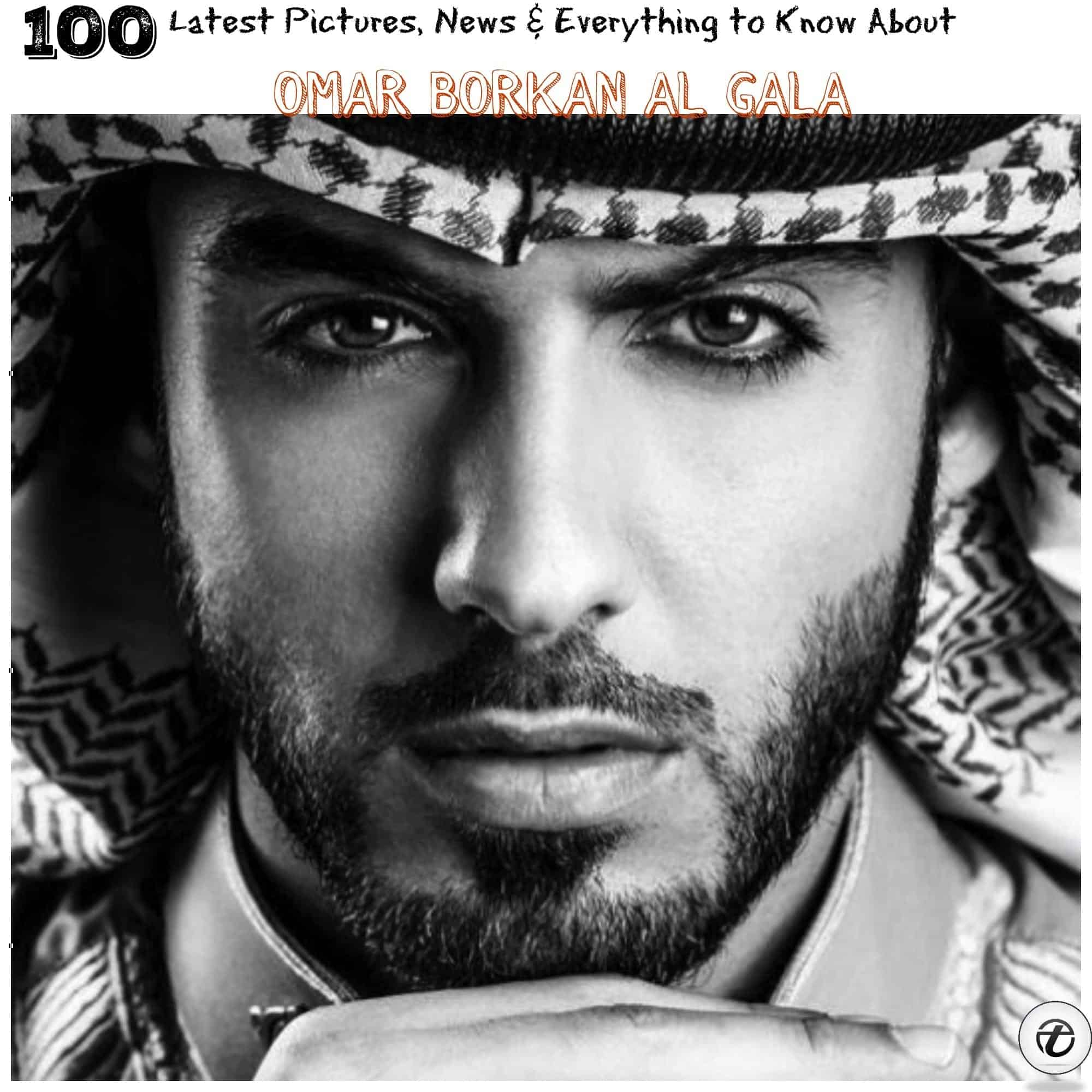 omar borkan's 100 latest, hottest and most stylish pictures