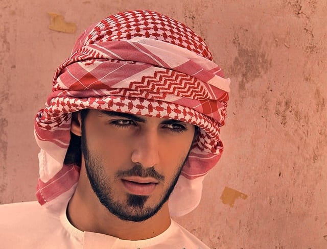 omar-borkan-beard-style2 Omar Borkan's 100 Latest, Hottest and Most Stylish Pictures