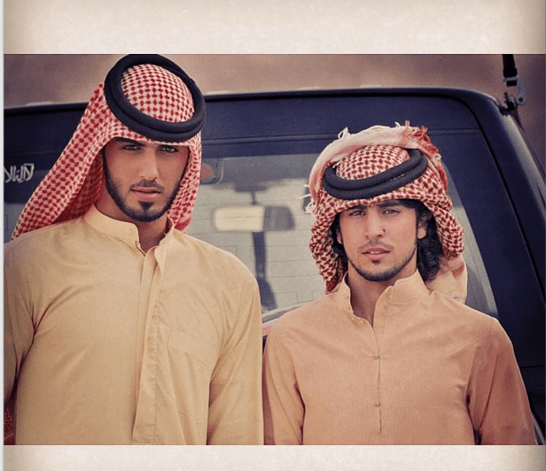 omar-borkan-casual-fashion1 Omar Borkan's 100 Latest, Hottest and Most Stylish Pictures