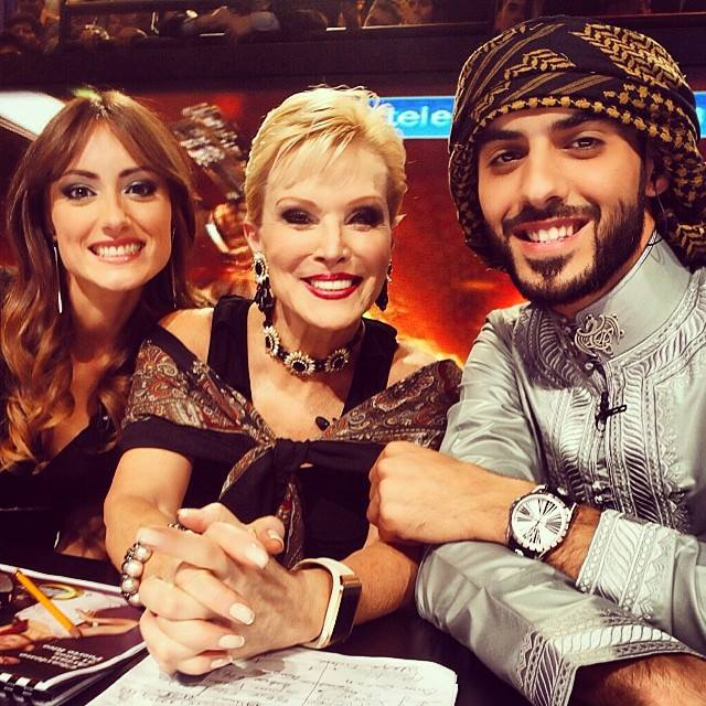 omar-borkan-smile Omar Borkan's 100 Latest, Hottest and Most Stylish Pictures