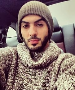 omar borkan winter fashion