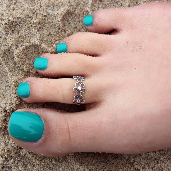 Cute Toe Rings