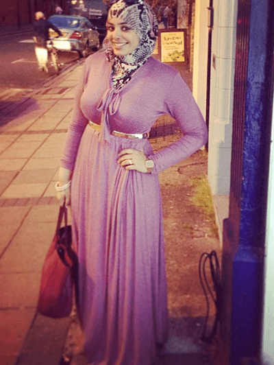 Hijab Ideas for Plus size women